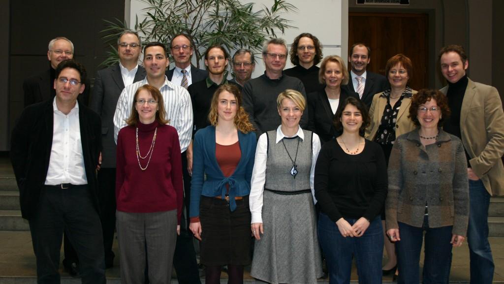 Team des Projektes DynASS