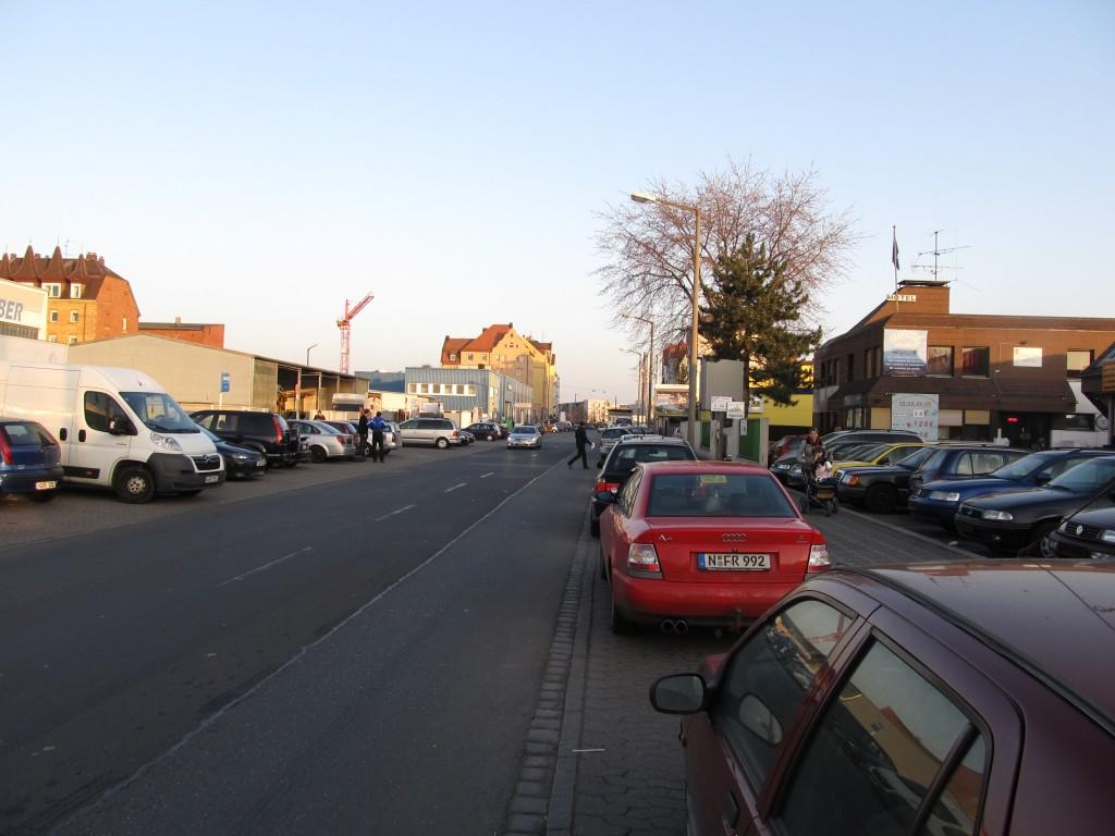 Nürnberg Fuggerstraße